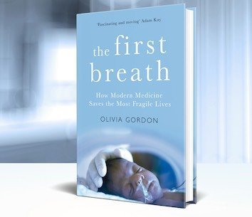 Cover of The First Breath by Olivia Gordon