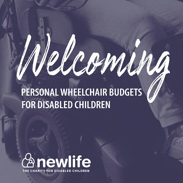 personal wheelchair budgets