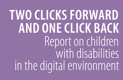 disabled children and the digital world