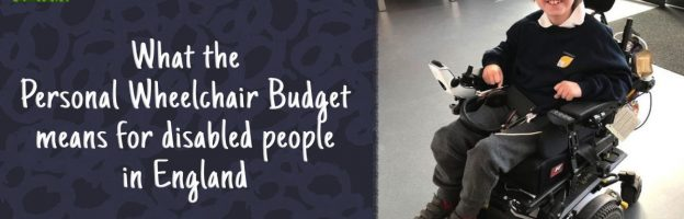 What the Personal Wheelchair Budget means for disabled people in England