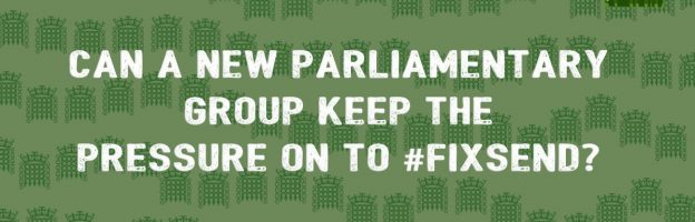 Can a new Parliamentary Group keep the pressure on to #fixSEND?