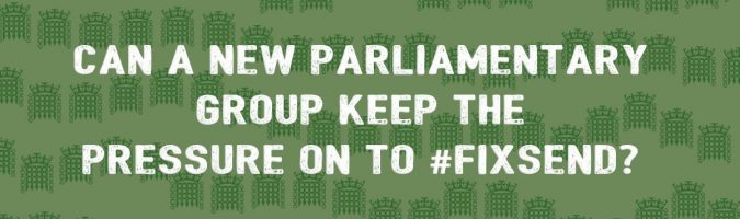 Can a new parliamentary group on SEND keep the pressure on to #fixSEND?