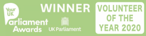 Your UK Parliament Volunteer of the Year