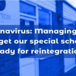 Coronavirus: Managing risk to get our special school ready for reintegration