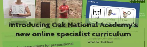 Introducing Oak National Academy's new online specialist curriculum