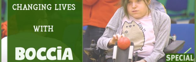 Changing lives through Boccia