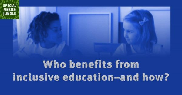 who benefits from inclusive education and how