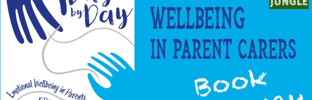 Emotional Wellbeing in Parent Carers – Day by Day book giveaway