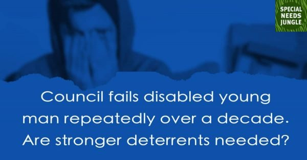 LA fails disabled child repeatedly over a decade. Are stronger deterrents needed?