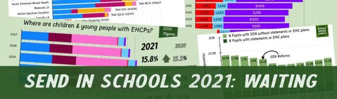 The figures for SEND in schools 2021 have landed. But Matt Keer is wondering if we're waiting for the other shoe to drop, post-pandemic?