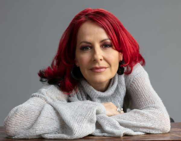 Carrie Grant MBE