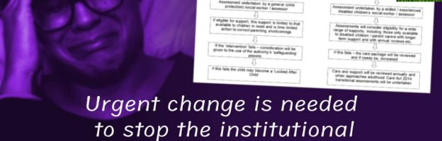 Urgent change is needed to stop the institutional culture of parent-carer blaming