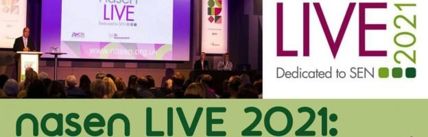 nasen LIVE 2021: Inclusion beyond COVID. An Unmissable Event!*