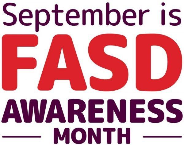 September is Foetal Alcohol Spectrum Disorder Awareness Month