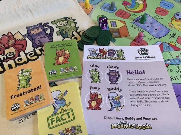 """""""The Misunderstoods: Living FASD"""" game being released this month, developed under a DHSC grant."""