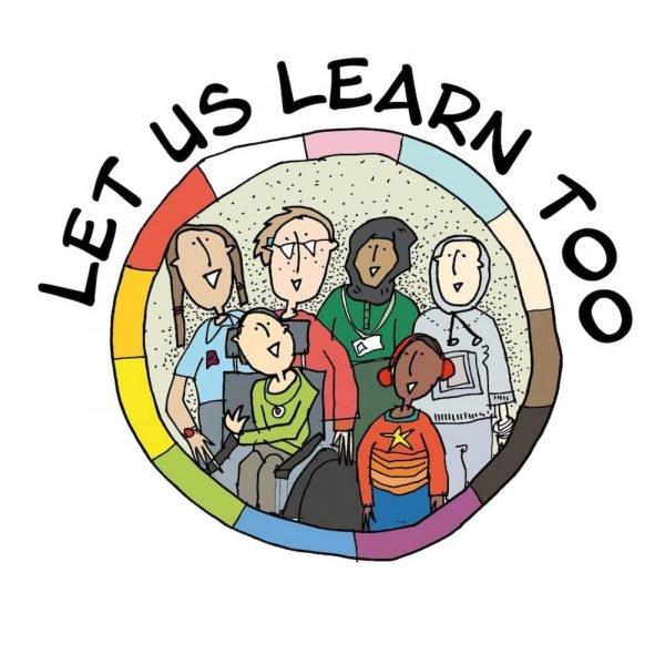 let us learn too logo